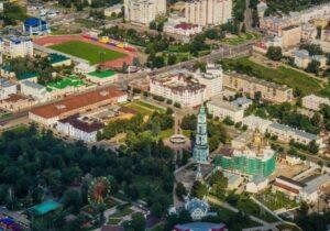 Бизнес в Тамбовской области