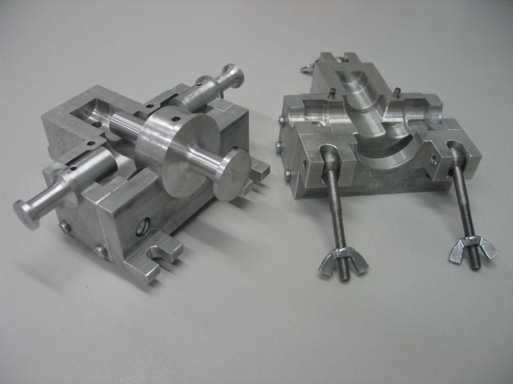 изготовление пресс-формы для литья
